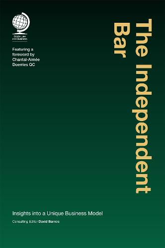 The Independent Bar: Insights into a Unique Business Model (Hardback)