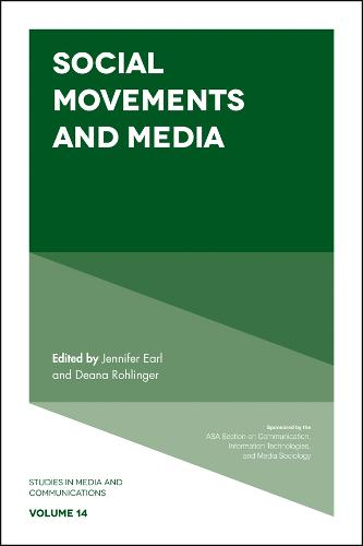Social Movements and Media - Studies in Media and Communications 14 (Hardback)