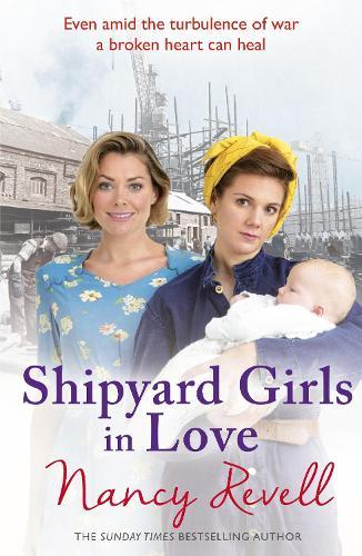 Nancy Revell - Shipyard Girls in Love Signing