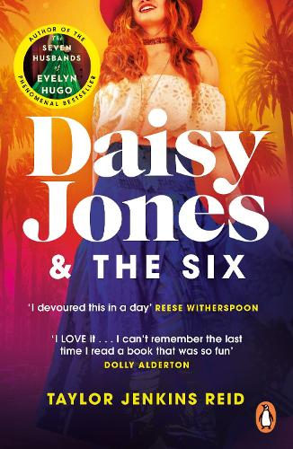 Daisy Jones and The Six (Paperback)