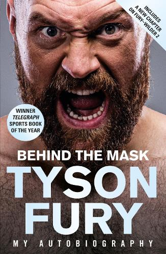 Behind the Mask: My Autobiography (Paperback)