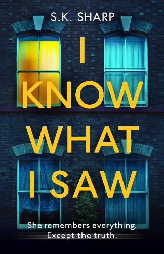I Know What I Saw (Paperback)
