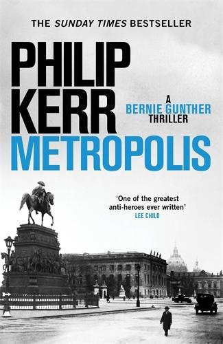 Metropolis - Bernie Gunther (Paperback)