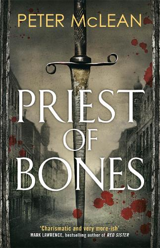 Priest of Bones - War for the Rose Throne (Paperback)