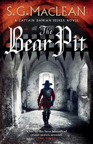 The Bear Pit - The Seeker (Hardback)