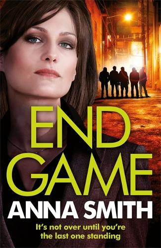 End Game: the most addictive, nailbiting gangster thriller of the year - Kerry Casey (Paperback)