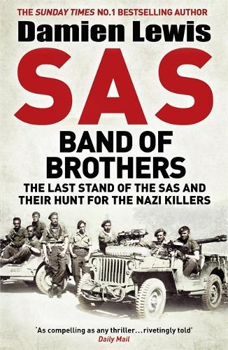SAS Band of Brothers (Paperback)