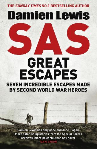 SAS Great Escapes (Hardback)