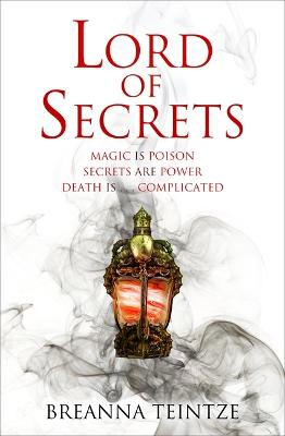Lord of Secrets: Book 1 of the Empty Gods series - The Empty Gods (Paperback)