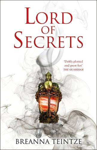 Lord of Secrets - The Empty Gods (Paperback)