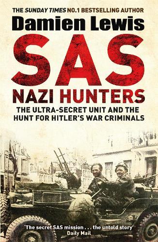 SAS Nazi Hunters (Paperback)