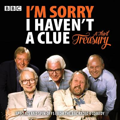 I'm Sorry I Haven't A Clue: A Third Treasury: Specials and spin-offs from the BBC Radio 4 comedy (CD-Audio)