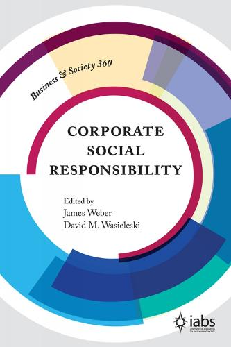 Corporate Social Responsibility - Business and Society 360 (Hardback)