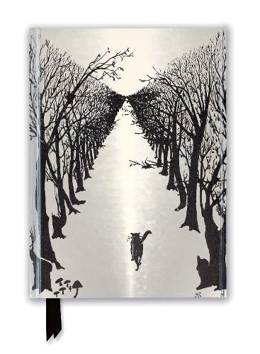 Rudyard Kipling: The Cat that Walked by Himself (Foiled Journal) - Flame Tree Notebooks