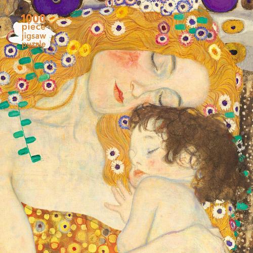 Adult Jigsaw Puzzle Gustav Klimt: Three Ages of Woman