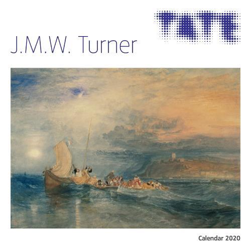 Tate - J.M.W. Turner Wall Calendar 2020 (Art Calendar) (Calendar)