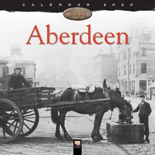 Aberdeen Heritage Wall Calendar 2020 (Art Calendar) (Calendar)