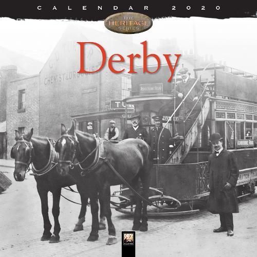 Derby Heritage Wall Calendar 2020 (Art Calendar) (Calendar)