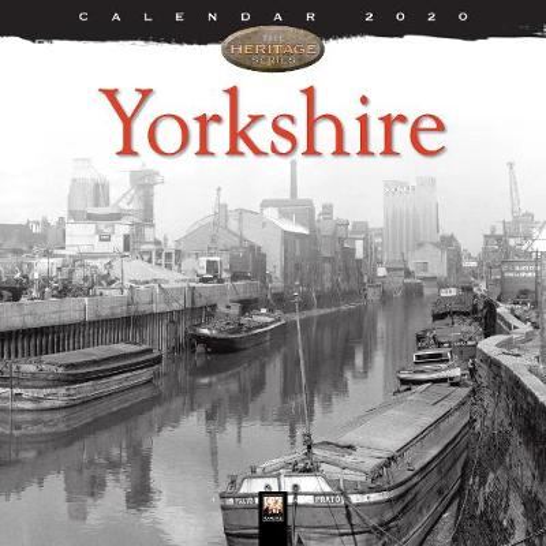 Yorkshire Heritage Wall Calendar 2020 (Art Calendar) (Calendar)
