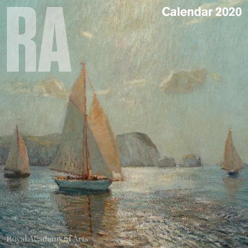 Royal Academy Mini Wall calendar 2020 (Art Calendar) (Calendar)