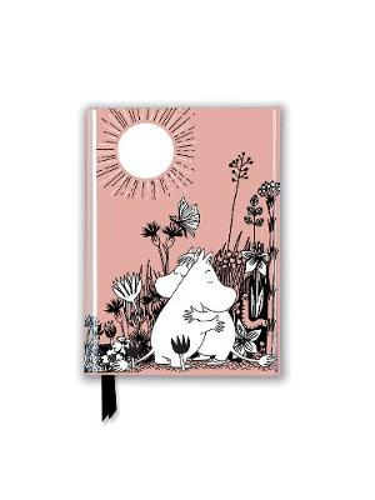 Moomin Love (Foiled Pocket Journal) - Flame Tree Pocket Books