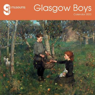 Glasgow Museums - Glasgow Boys Wall Calendar 2020 (Art Calendar) (Calendar)