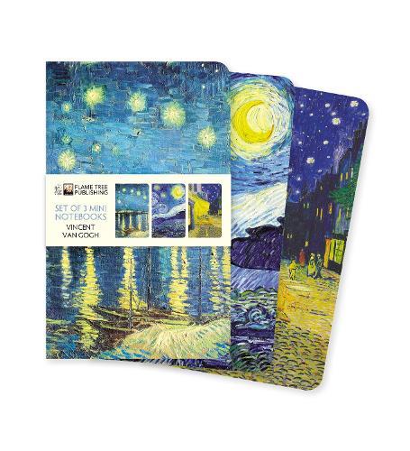 Vincent van Gogh Mini Notebook Collection - Mini Notebook Collections