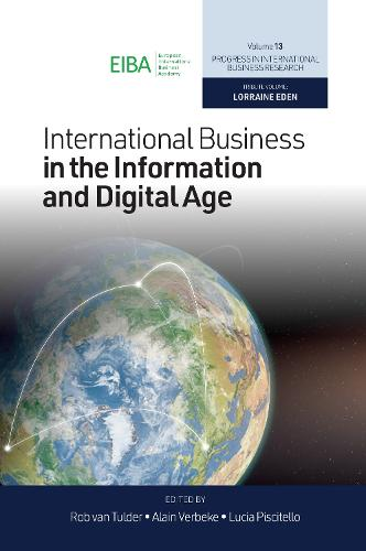 International Business in the Information and Digital Age - Progress in International Business Research 13 (Hardback)