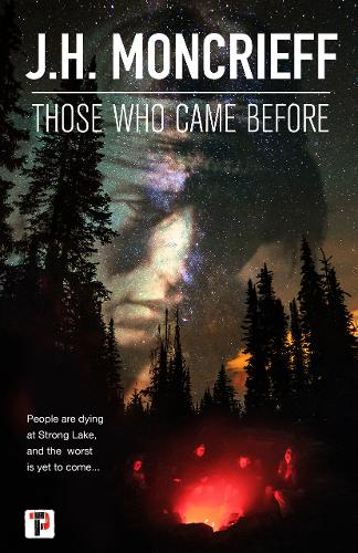 Those Who Came Before - Fiction Without Frontiers (Hardback)