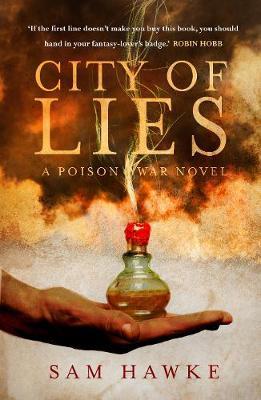 City of Lies (Hardback)