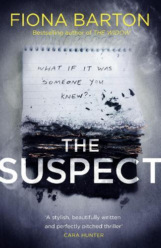 The Suspect (Hardback)
