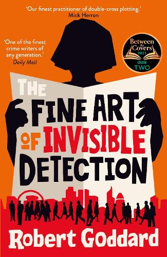 The Fine Art of Invisible Detection (Hardback)