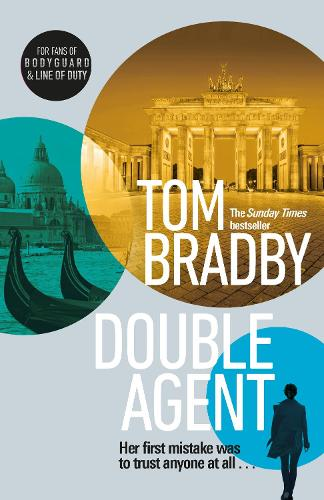 Double Agent: From the bestselling author of Secret Service (Hardback)