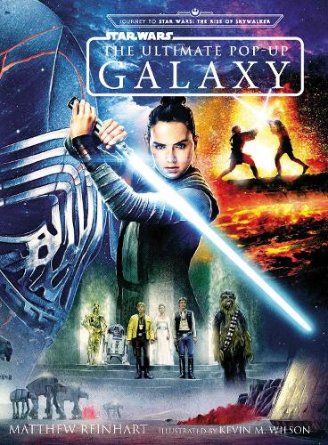 Star Wars: The Ultimate Pop-Up Galaxy (Hardback)