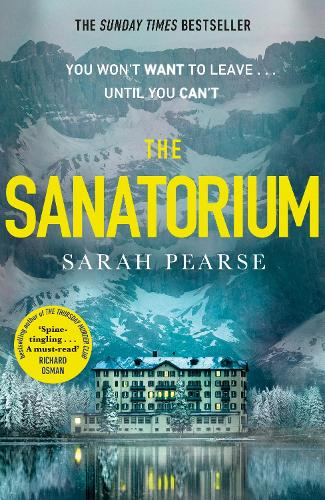 The Sanatorium (Hardback)