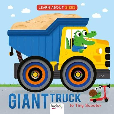 Giant Truck to Tiny Scooter - Concentric Books 2 (Hardback)