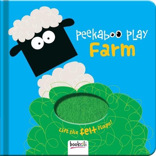 Peekaboo Play Farm - Peekaboo Cloth Flaps 1 (Hardback)