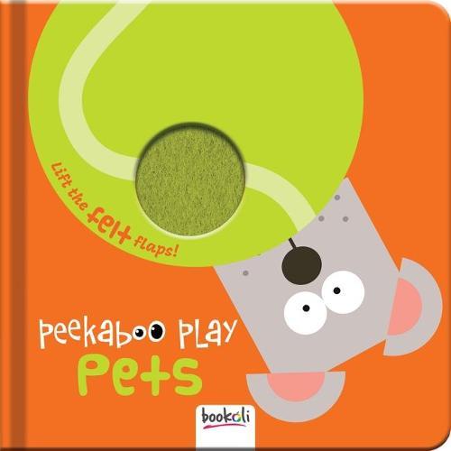 Peekaboo Play Pets - Peekaboo Cloth Flaps 2 (Hardback)