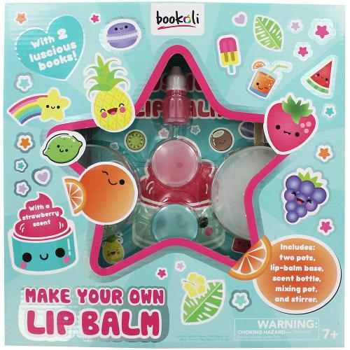 Make Your Own Lip Balm (Paperback)