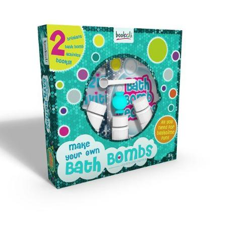 Make Your Own Bath Bomb (Paperback)