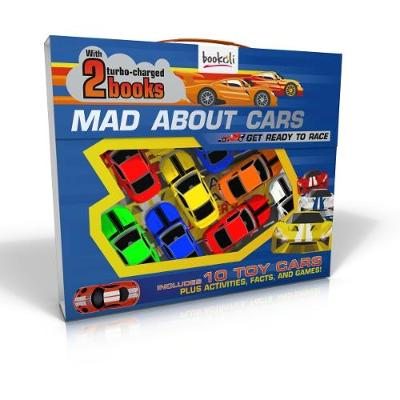 Mad About Cars (Paperback)