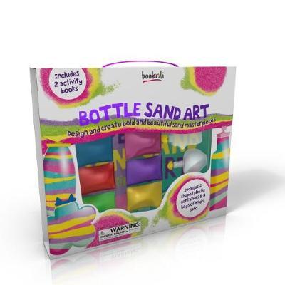 Bottle Sand Art (Paperback)