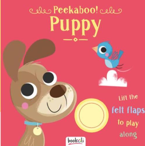 Peekaboo! Puppy - Peekaboo Lift the Flap (Paperback)