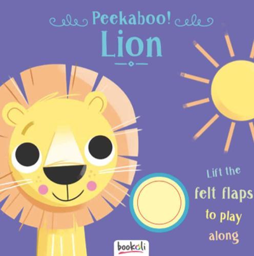 Peekaboo! Lion - Peekaboo Lift the Flap (Paperback)