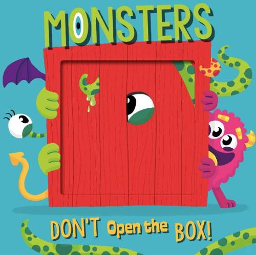 Don't Open the Box! Monsters - What's Inside? (Paperback)