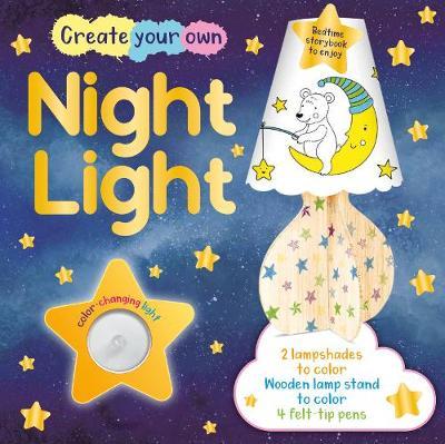 Create Your Own Night Light - Fun Box 5 Story