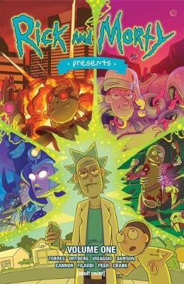 Rick and Morty Presents (Paperback)