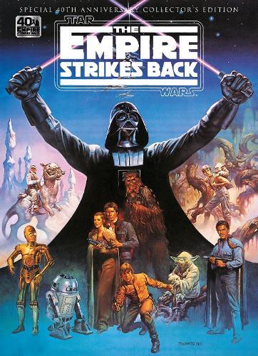 Star Wars: The Empire Strikes Back: 40th Anniversary Special (Hardback)