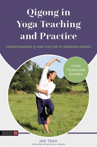 Qigong in Yoga Teaching and Practice: Understanding Qi and the Use of Meridian Energy - Yoga Teaching Guides (Paperback)