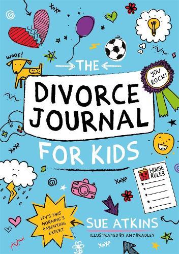 The Divorce Journal for Kids (Paperback)